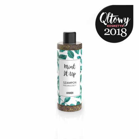 ANWEN MINT IT UP Szampon Peelingujący 200ML