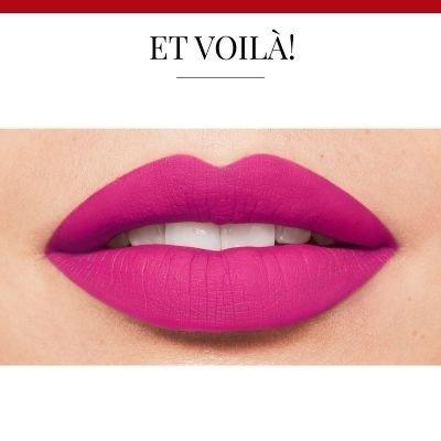 BOURJOIS Rouge Edit Velvet Matowa Pomadka W Płynie 06 Pink Pong 6,7 ml