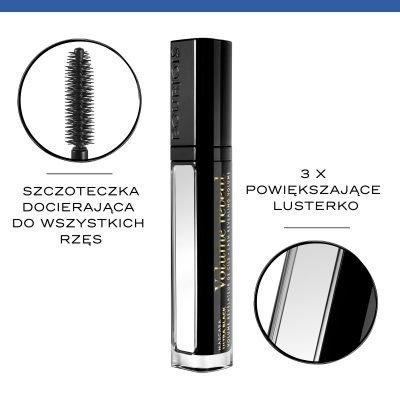 BOURJOIS Tusz Do Rzęs Volume Reveal Ultra Black 7,5 ml