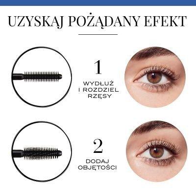 BOURJOIS Tusz do Rzęs TWIST UP THE VOLUME Black 8ml