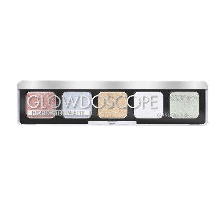 CATRICE Paleta Rozświetlaczy W Kremie Glowdoscope 010