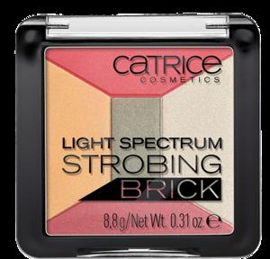 CATRICE Rozświetlacz do Strobingu Light Spectrum 020 SPIRIT OF AFRICA
