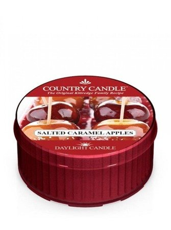 COUNTRY CANDLE Daylight Salted Caramel Apples