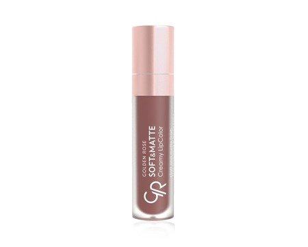 GOLDEN ROSE Soft&Matte Creamy Lip Pomadka 113