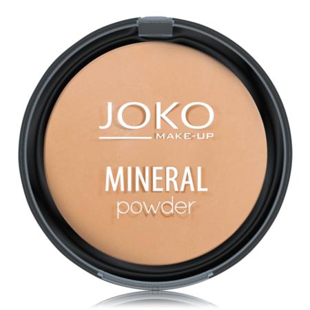 JOKO Puder Spiekany Mineralny 03 Dark Beige