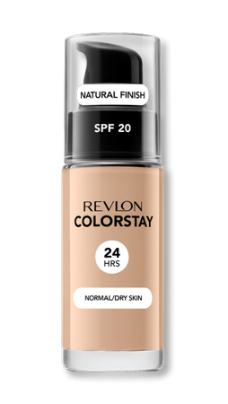 REVLON  Colorstay Podkład 180 Sand Beige Cera Sucha i Normalna z pompka  30ml