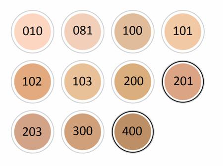 RIMMEL Match Perfect Podkład 010 Light Porcelain 30ml