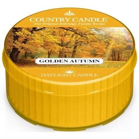 COUNTRY CANDLE DAYLIGHT Golden Autumn